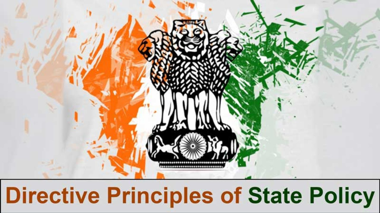 Directive Principles of State Policy - Radian Learning